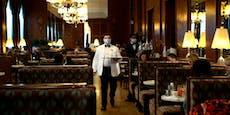 Können Hotels und Restaurants im März aufsperren?
