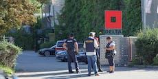 Droh-Mail sorgte für Bombenalarm in Wels
