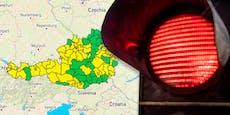 In welcher Stadt zeigt Corona-Ampel als nächstes Rot?
