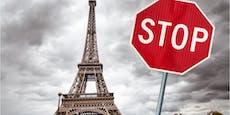 Paris und Côte d'Azur bald auf der Quarantäne-Liste?