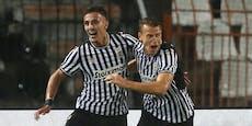Bei Schwab-Debüt: PAOK Saloniki kickt Besiktas raus
