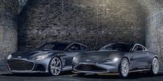 Aston Martin 007 Edition für James Bond-Fans