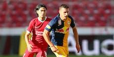 2:2! Salzburg vergeigt Test-Sensation gegen Liverpool