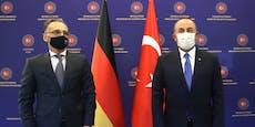 Kriegsschiffe im Mittelmeer: Gas-Streit spitzt sich zu