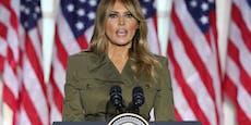 """Melania: """"Wir brauchen meinen Ehemann als Präsidenten"""""""