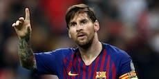 Barca-Aus: Ist die Messi-Drohung ein riesiger Bluff?