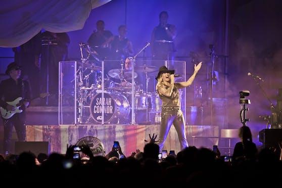 Bei dem Konzert soll auch Sarah Connor auftreten.