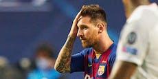"""""""Unmöglich!"""" Erster Klub sagt Messi schon wieder ab"""