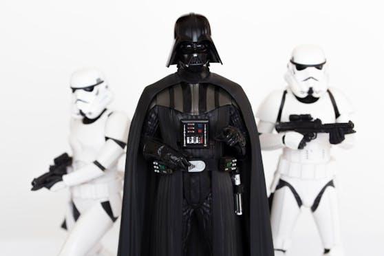 """Die Schadsoftware hat den Namen """"Darkside"""", wohl eine Anlehnung an die dunkle Seite aus """"Star Wars""""."""
