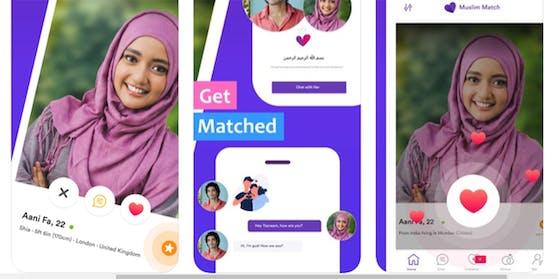 Die rasant wachsende MuslimMatch.com-App ist nun in neun Sprachen verfügbar.