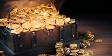 Jugendliche finden 1.000 Jahre alten Goldschatz