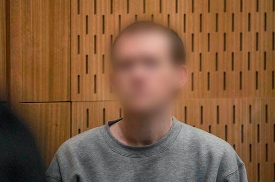 Keine Möglichkeit auf vorzeitige Entlassung: Christchurch-Attentäter Brenton Tarrant