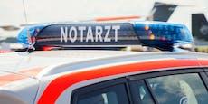Ein Toter und zwei Schwerverletzte bei Frontal-Crash