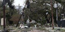 Erstes Todesopfer: Mädchen (14) von Baum erschlagen