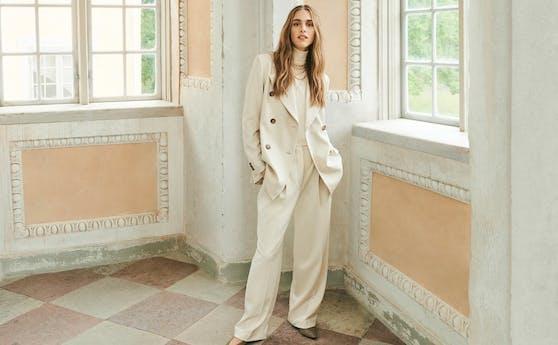 Die neue Kollektion wird Frauen mit Hang zur Business-Mode überraschen.