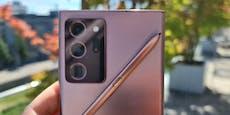 Galaxy Note20 Ultra: Das Handy mit dem Zauberstab