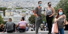 Maskenpflicht ab Freitag in ganz Paris