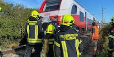Zug kollidiert bei Baden mit Van – ein Toter