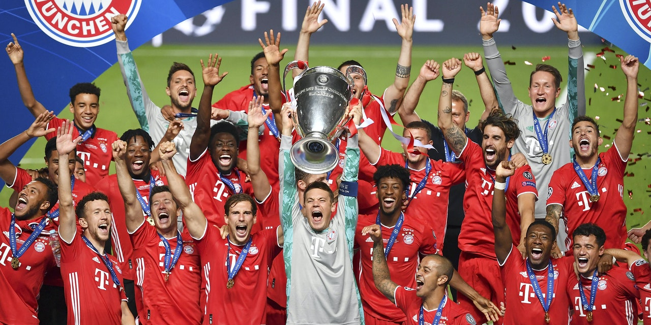 Bayern Heute Fussball