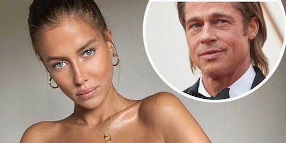 Nicole Poturalski soll die Neue von Brad Pitt sein