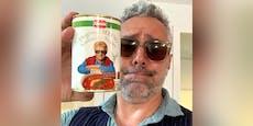 TV-Koch isst Gammel-Gulasch und beschimpft Heino