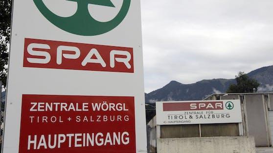 Spar-Zentrale in Wörgl