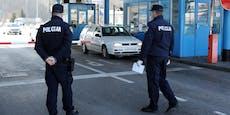 Österreicherin im Kofferraum über Grenze geschmuggelt