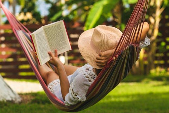 Beim Lesen in eine andere Welt eintauchen ... Urlaub im Kopf!