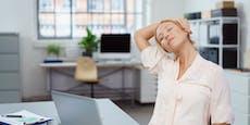 4,5 Stunden Sitzen pro Tag macht krank