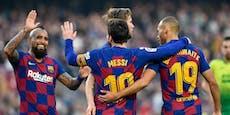 Neue Klubs gefunden? Zwei Barca-Stars vor dem Absprung