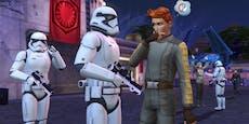 """Gamescom: EA kündigt """"Sims 4"""" im Star Wars-Stil an"""
