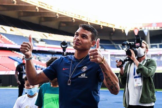 Thiago Silva geht zu Chelsea.
