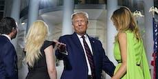 """Trump nimmt Nominierung an:""""Das Beste kommt erst noch"""""""