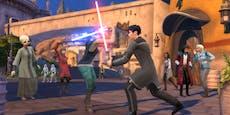 """""""Die Sims 4 Star Wars Reise nach Batuu"""" im Test: Meh"""
