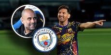 City-Deal? Guardiola hat schon mit Messi telefoniert