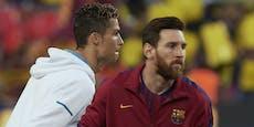 Messi mit Ronaldo? Auch Juve pokert um den Barca-Star