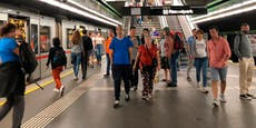 Corona-Gegner fuhren nach Demo ohne Maske mit U-Bahn