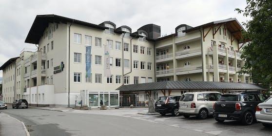 Das Tauernklinikum Mittersill in Salzburg.