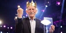 """Werner Hansch gewinnt """"Promi Big Brother"""" 2020"""