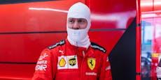 """""""Nächste Frage!"""" Vettel nach Quali-Desaster angefressen"""