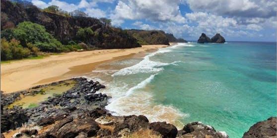 Auf der brasilianischen Ferieninsel Fernando de Noronha sind wieder Touristen erwünscht. Doch nicht alle.