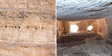 Mysteriöse Kammern in Ägypten entdeckt