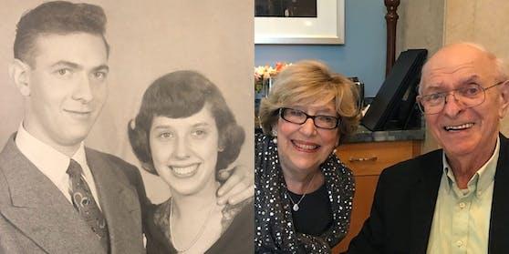 Joanie und Jimmy Goodman sind seit 70 Jahren glücklich verheiratet. Ihr Rezept: nicht nörgeln!