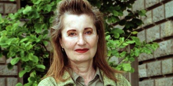 Elfriede Jelinek gilt als eher Kamerascheu –das Bild ist aus dem Jahr 2008