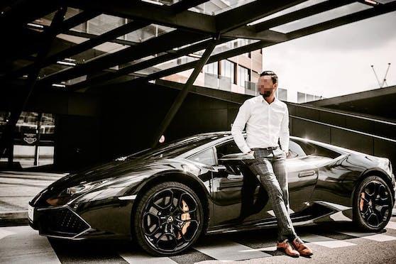 Mitorganisator Thomas H. liebt teure Autos und wilde Partys.