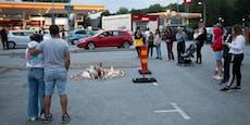 Mäderl (12) geht mit Hund Gassi und wird erschossen