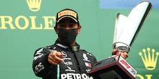 Das sagt Hamilton zum geknackten Schumacher-Rekord