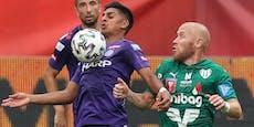 5:0! Austria startet mit Tor-Gala in die Saison