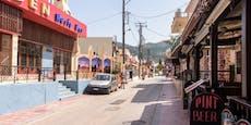 230 Personen lieferten sich Massenschlägerei auf Kreta