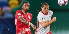 Champions League: Zwei ÖFB-Stars im Team der Saison